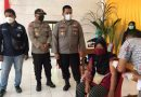 Polres Manokwari Vaksinasi Massal Warga Distrik Prafi dan Masni
