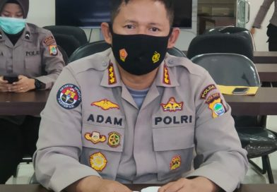 Polda Pabar Terjunkan 150 Personil Amankan Pelantikan Pasangan Bupati Teluk Bintuni