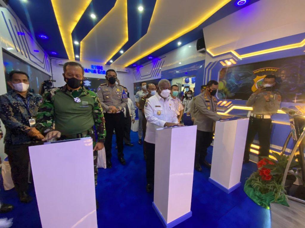 KTL Pro Resmi Beroperasi, Gubernur Dominggus Ingatkan Pejabatnya Taat Aturan & Ini Kata Kapolda Irjen Pol Tornagogo